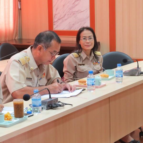 ประชุมจัดทำแผนปฏิบัติราชการ