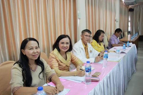 สพป.อบ.1 ประชุมเลื่อนขั้นเงินเดือนข้าราชการครูและบุคลากรทางการศึกษา ครั้งที่ 1