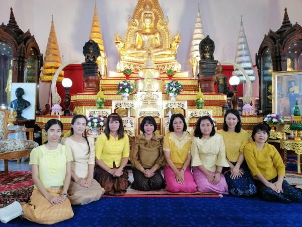 พิธีเฉลิมพระเกียรติสมเด็จพระเทพรัตนราชสุดาฯสยามบรมราชกุมารี 2 เมษายน และ รับฟัง เทศน์มหาชาติเวสสันดรชาดกและวันอนุรักษ์มรดกไทย ประจำปี 2562