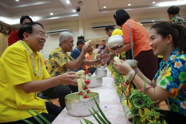 สพป.อบ.1 สืบสานประเพณีปีใหม่ไทย สงกรานต์ 2562