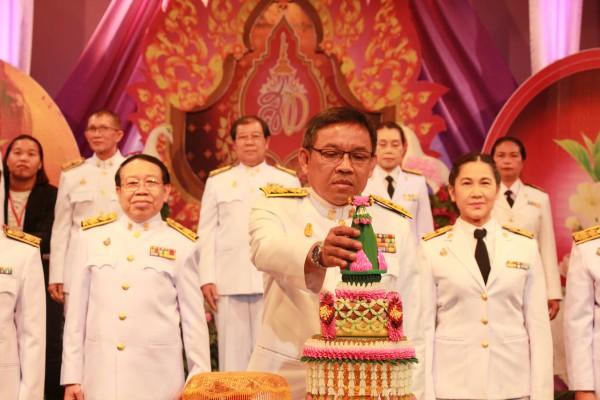 สพป.อุบลราชธานี เขต 1 บันทึกรายการถวายพระพร สมเด็จพระนางเจ้าฯ พระบรมราชินี