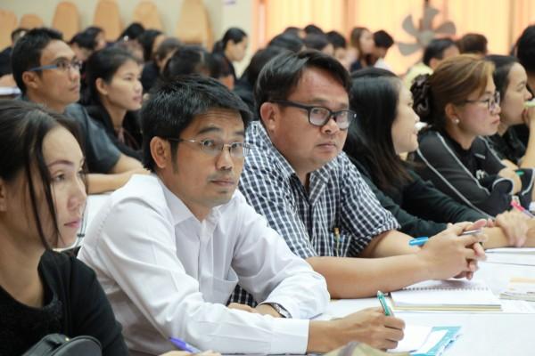 สพป.อุบลราชธานี เขต 1 ชี้แจงการจัดทำข้อมูล DMC ปีการศึกษา 2562